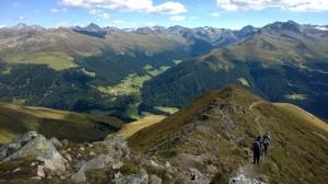 Alas Chörbschornilta, korkeus 2 500 m