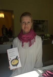 Liisa Helve-Sibaja, kuva: Seppo Haario