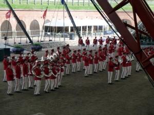 Swiss Army Central Band Bastionissa Haminassa