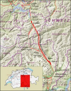 Map_Gotthard-Basistunnel