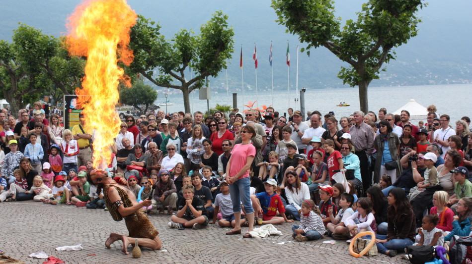 Ticinon kantonin tarjonta turistille helluntaina