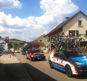 Tour de Suisse, 5. Etappe: Herznach