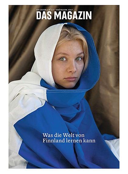 Das Magazin lehti hehkuttaa Suomea