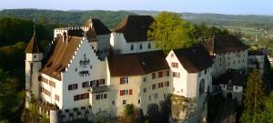 Schloss Lenzburg Kuva: Stiftung Schloss Lenzburg