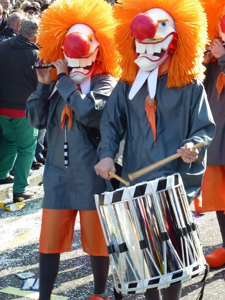 Die drey scheenchste Dääg – talven karnevaaliaika Baselissa