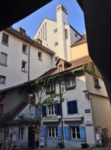 Metzgergasse, kuva: Mia Lanz
