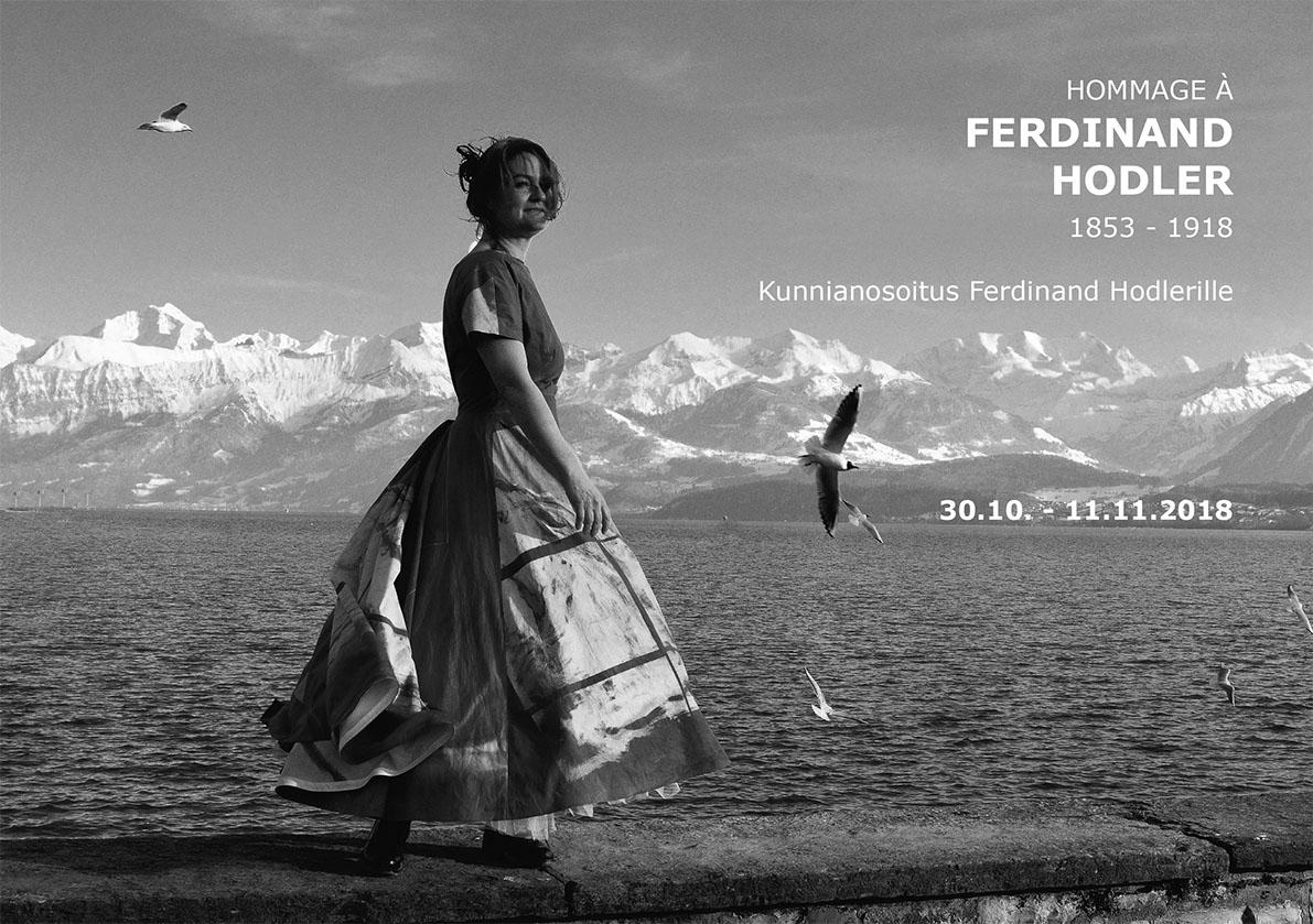 Ferdinand Hodler -näyttely Espoossa 30.10. – 11.11.2018