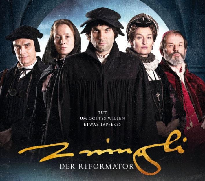 """23.4. Filmi-ilta """"Zwingli""""on peruttu"""